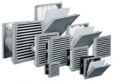Pfannenberg 11867153055 PF67.000 115VAC IP55 UV EMC 4th Gen Filterfan 925m3/h