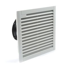 FK 7726.230 ETE 230V AC filter fan - 167 D x 325 W x 325 H mm - 1,020~1,050 cu m/hr free blowing