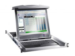"""DK9055.412 Rittal Monitor/keyboard unit WHD: 482.6mm (19"""")x1 Ux680mm"""