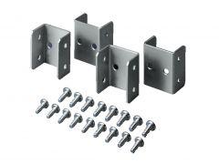 TE7888.640 Rittal Baying kit for 8000 Sheet steel RAL 7035