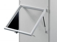 FT2772.000 Rittal Horizontally hinged stay for viewing window