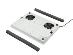 DK7988.035 Rittal Fan mounting pate WxD: 800x800/1000/1200mm 230 V 1 ~ 50/60 Hz For TS