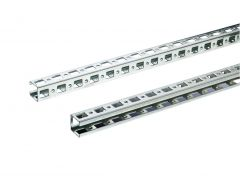 SZ4393.000 Rittal Punched rail 23 x 23mm for WHD: 400mm L: 1295mm