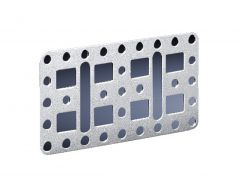 SZ4532.000 Rittal Mounting plates for screw fastening small