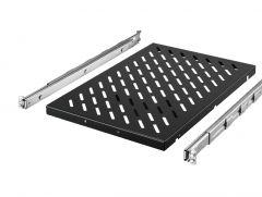 DK5501.715 Rittal Component shelf WHD: 419x1 Ux500mm 100 kg