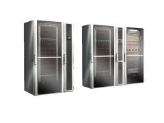 SK3311.420 Rittal LCP Rack DX WHD: 300x2000x1200mm 12 kW flush 380-480 V 3~ 50/60 Hz