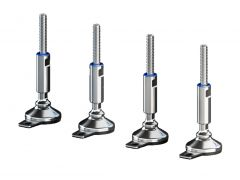 HD4000.250 Rittal Levelling foot with Base mount Stainless steel
