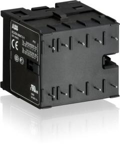 ABB k6-22z-p-84 110ac mini contactor relay