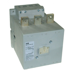 imo mc260-s-0024 contactor 3 pole 132kw 260a ac3, 24vac/dc