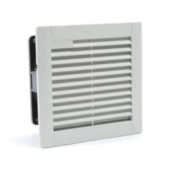 LFB 7000.230 ETE 230V AC filter fan - 130 D x 325 W x 325 H mm - 1,200~1,350 cu m/hr free blowing