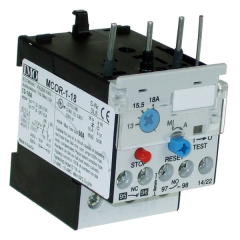 imo mcor-1-32 thermal overload relay for mc10-mc22 contactors 23-32 amps