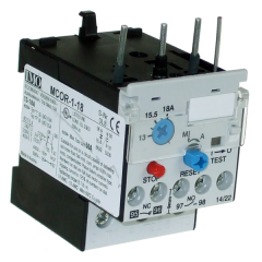 imo mcor-1-9 thermal overload relay for mc10-mc22 contactors 6-9 amps