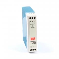 Mean well MDR-10-12 10 Watt Power Supply 12V 0.8A output