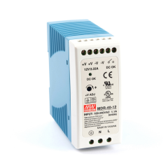 Mean well MDR-40-12 40 Watt Power Supply 12V 3.3A output