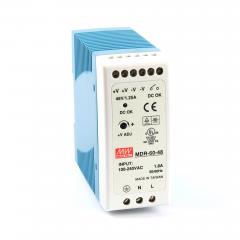 Mean well MDR-60-48 60 Watt Power Supply 48V 1.2A output