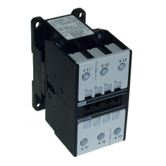 imo mc50-s-0054dc contactor 3 pole 22kw 50a ac3, 54vdc 40v-60vdc