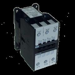 imo mc115-s-0024 contactor 3 pole 55kw 115a ac3, 24v 50/60hz, 24vdc