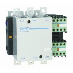 nc2-63004-240v chint contactor 415vac coil 630a/335kw ac3 4p 4 main poles (4no)