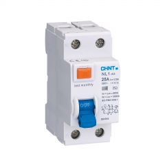 chint nl1-100-2100/100-s 100a 100ma 2 pole time delay rcd