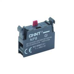 np8-cb01 chint n/c contact block