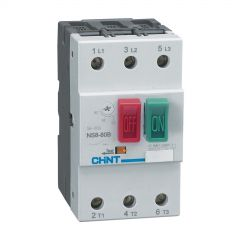 chint ns8-25-10.00 6.30a - 10.00a manual motor starters