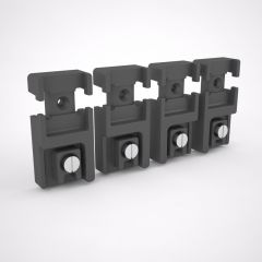 OFM-14-F Safybox Post Fixing Bracket Pack of 4