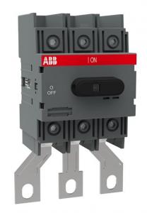 ABB ot125flb3 isolator 125 amp load break switch 3 pole