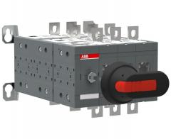 ABB ot160e03yp  160 amp 3 pole by-pass switch