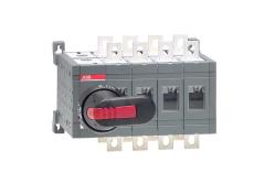 ABB ot160e04cp 160 amp 4 pole change-over switch