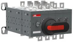 ABB ot160e04yp 160 amp 4 pole by-pass switch