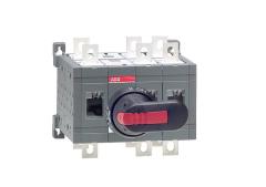 ABB ot160e12cp 160amp 3 pole change-over switch
