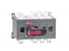 ABB ot160e13cp 160 amp 4 pole change-over switch
