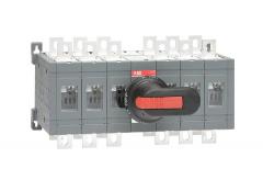 ABB ot160e33cp 160amp 6 pole change-over switch