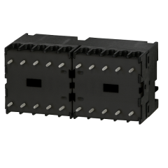 imo ma05-r-p-1048ac micro contactor revers pair, 3 pole 2.2kw, 5a ac3 1no aux, 48vac coil