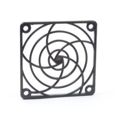 PG 150 ETE Plastic guard for fans with dimensions: 55 D x 150 W x 150 H mm