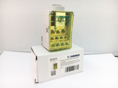 Teknomega Omega Unipolar 1 Pole Distribution Block 250A 11 Outputs