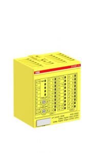 ABB dx581-s:s500, safety digital input/output module 8sdi/8sdo, 8di sil2/4di sil3,8do
