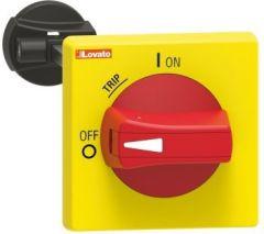 SM2X18200R Lovato door isolator sm2 range
