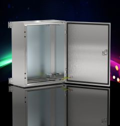 SSETS110.06.08.30 Tempa Pano stainless steel enclosure 600 800 300 IP65