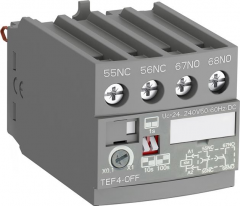 ABB tef4-off electronic timers