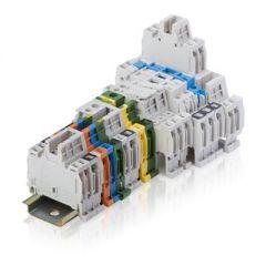 ABB ta563-11/l444611:s500,terminal block,f/s,11 scr.â