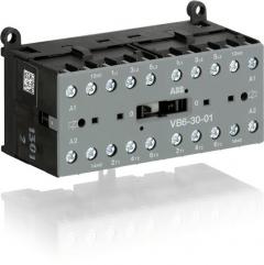ABB vb6-30-01-85 400ac mini rev contactor 4kw