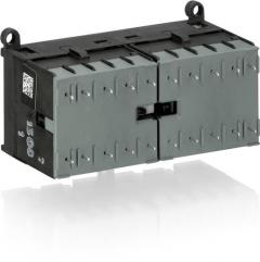 ABB vb6-30-01-p-80 230ac mini rev contactor 4kw