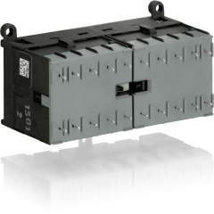 ABB vb6-30-10-p-80 230ac mini rev contactor 4kw