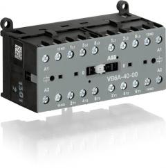 ABB vb6a-40-00-84 110ac mini rev contactor 4kw