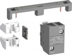 ABB vem4 mechanical and electrical interlock set