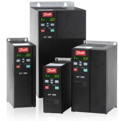 195N1075 VLT 2840-3 4KW/9.1Amps IP20 Standard Version 3PH