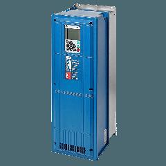vxa91l-4e jaguar pump inverter 45kw, 3phase, 440v, 91amp integral filter & dcr ip55 enclosure