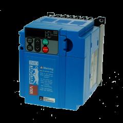 imo vxr5a-1e jaguar inverter + filter 0.75kw, 1phase, 200v, 5 amp