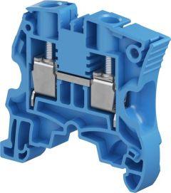 ZS35-BL - 35mm SCREW TERMINAL BLUE